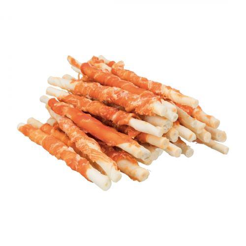 Лакомство для собак Trixie Палочка для чистки зубов с курицей Denta Fun 12 см 240 г (30 шт.)