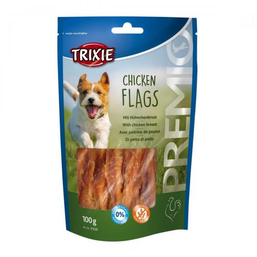 Ласощі для собак Trixie PREMIO Chicken Flags 100 г (курка)