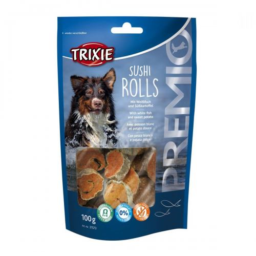 Лакомство для собак Trixie PREMIO Sushi Rolls 100 г (рыба)