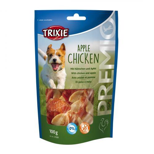 Ласощі для собак Trixie PREMIO Apple Chicken 100 г (курка та яблуко)