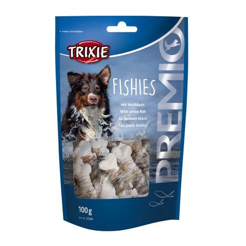 Ласощі для собак Trixie PREMIO Fishies 100 г (риба)