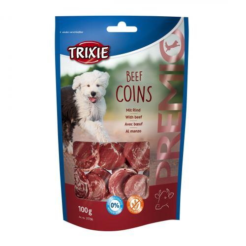 Лакомство для собак Trixie PREMIO Beef Coins 100 г (говядина)