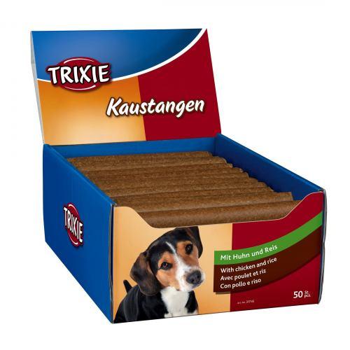 Лакомство для собак Trixie Палочки 50 шт. (курица)