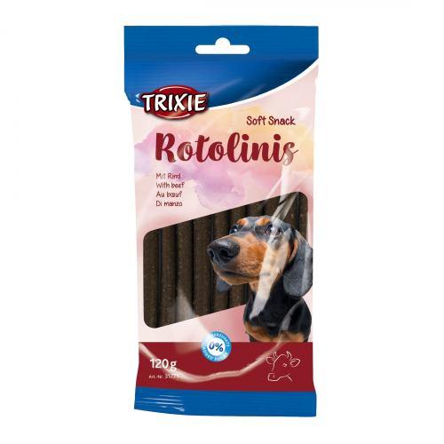 Лакомство для собак Trixie Rotolinis 120 г (говядина)