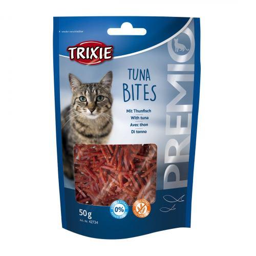 Ласощі для котів Trixie PREMIO Tuna Bites 50 г (курка та риба)