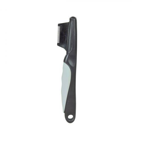 Нож для тримминга Trixie с частым зубом 19 см