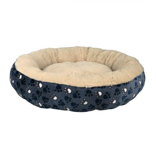 Лежак Trixie «Tammy» d:50 см (тёмно-синий)
