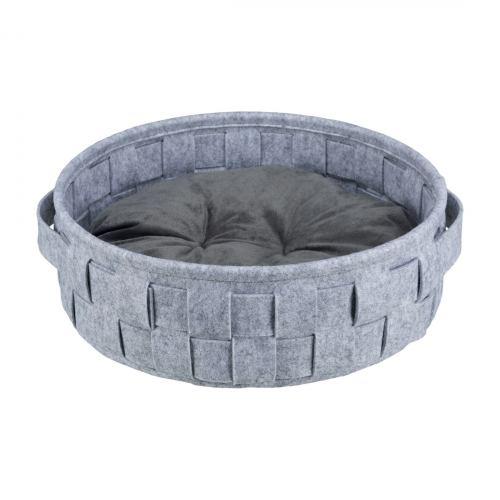Лежак Trixie «Lennie» d:45 (серый)