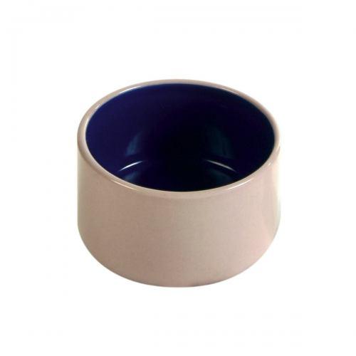 Миска керамическая Trixie 100 мл / 7 см (кремовая)