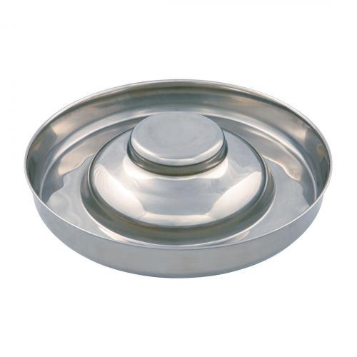 Миска металлическая для щенков Trixie круговая 4 л / 38 см