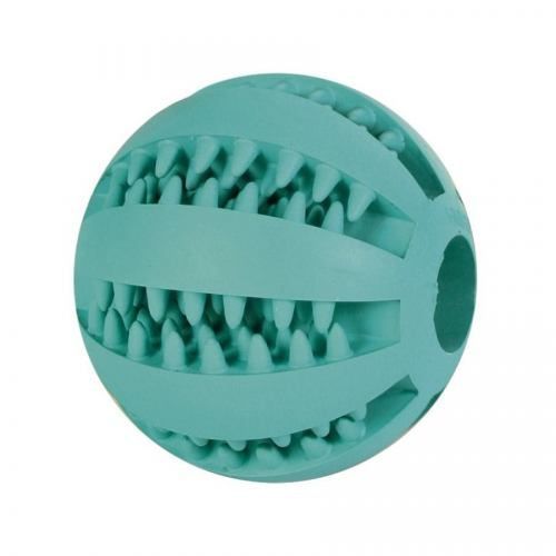 Игрушка для собак Trixie Мяч «Denta Fun» d:6 см (резина)