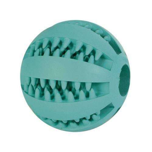 Игрушка для собак Trixie Мяч «Denta Fun» d:7 см (резина)
