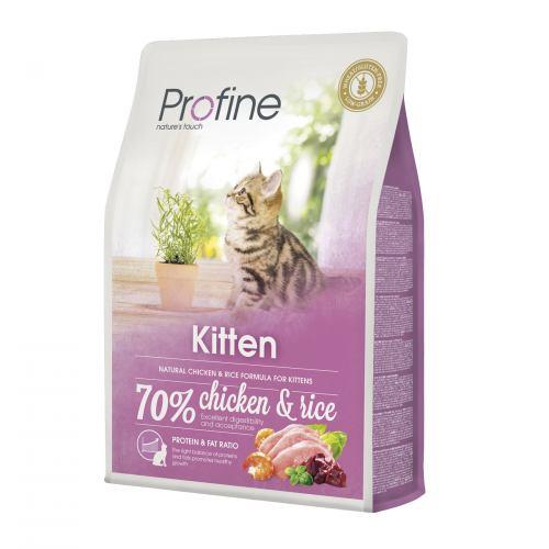 Сухой корм для котят Profine Cat Kitten 2 кг (курица)