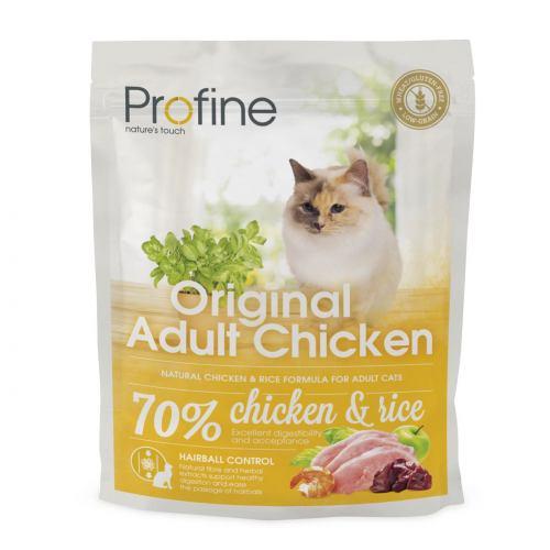 Сухий корм для дорослих котів Profine Cat Original Adult 300 г (курка)