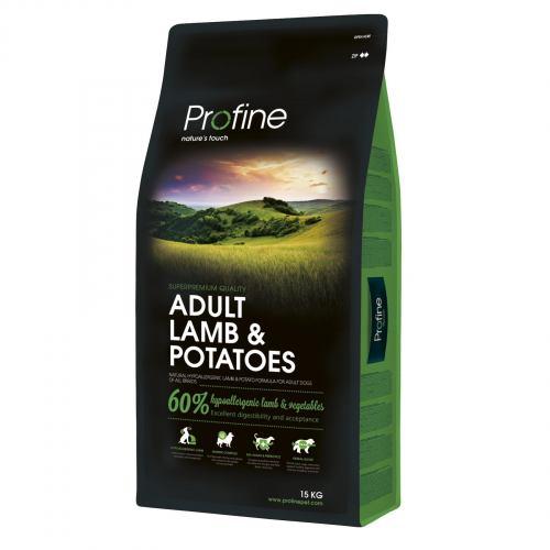 Сухий корм для дорослих собак всіх порід Profine Adult Lamb 15 кг (ягня)
